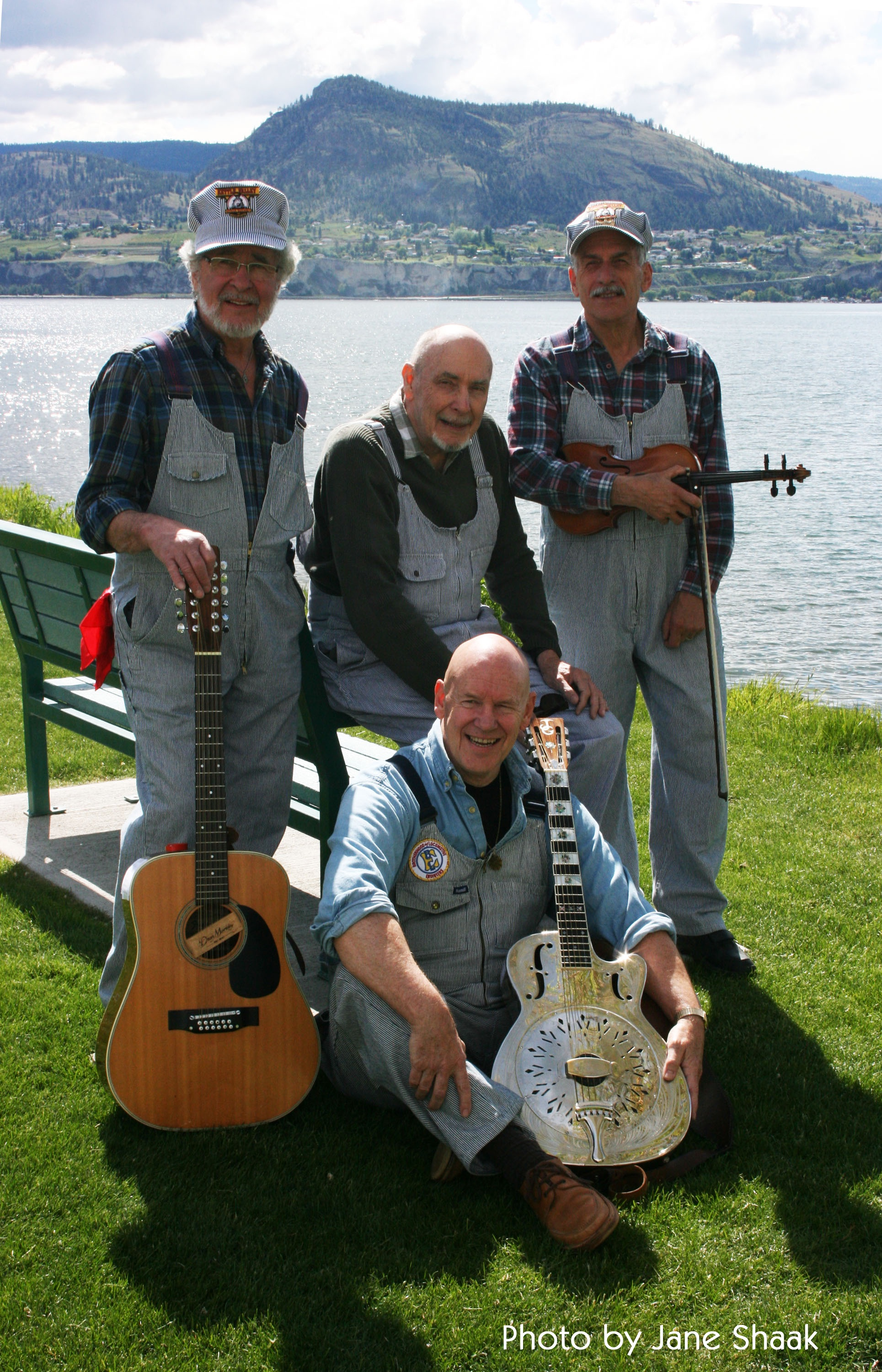 The Kettle Valley Brakemen Live in Concert June 27